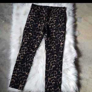 Slim City Crop pants